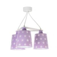 Stars Lilac|Βρεφικά Φωτιστικά