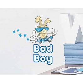Bad Boy αυτοκόλλητα τοίχου XS Αυτοκόλλητα Extra Small βινυλίου