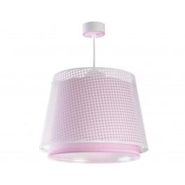 Vichy Pink παιδικό φωτιστικό οροφής Vichy Pink