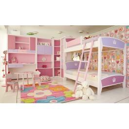 Κουκέτα Ίρις Εφηβικό Δωμάτιο