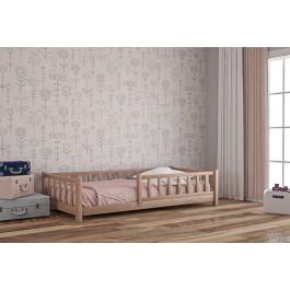 Καναπές κρεβάτι μοντεσσόρι JUNO φυσικό οξιά