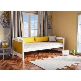 Καναπές Mario Λευκό Εφηβικό Δωματιο