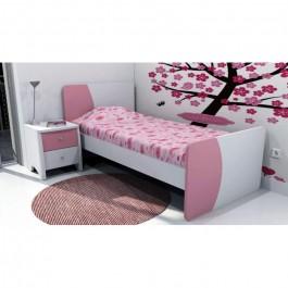 Κρεβάτι μονό Skiros
