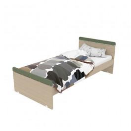 Κρεβάτι μονό Frodo L 100x96x207 cm