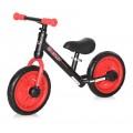 Ποδήλατο ισορροπίας 2 σε 1 energy black/red lorelli 10050480002