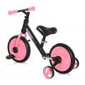 Ποδήλατο ισορροπίας 2 σε 1 energy black/pink lorelli 10050480005