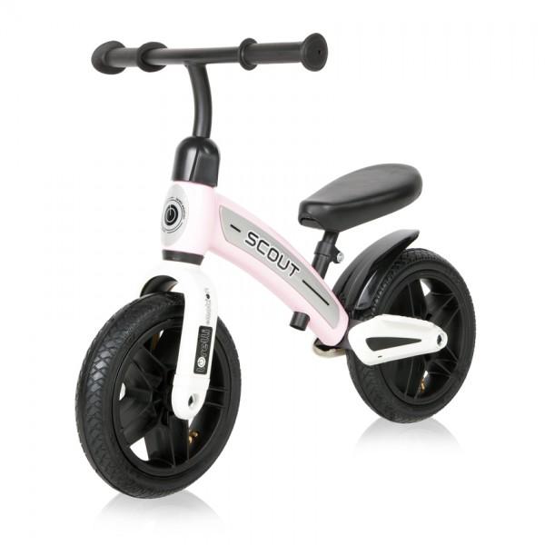 Ποδήλατο ισορροπίας scout air pink lorelli 10410020022