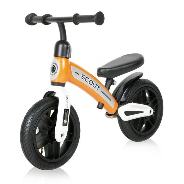 Ποδήλατο ισορροπίας scout air orange lorelli 10410020023