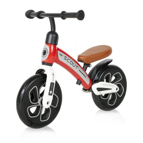 Ποδήλατο ισορροπίας scout eva red lorelli 10410010004