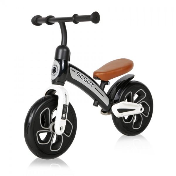 Ποδήλατο ισορροπίας scout eva black lorelli 10410010019