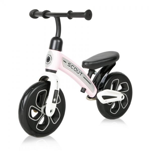 Ποδήλατο ισορροπίας scout eva pink lorelli 10410010022