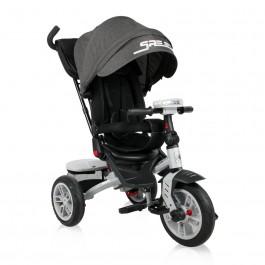 Ποδηλατάκι τρίκυκλο speedy air wheels black lorelli 10050432106