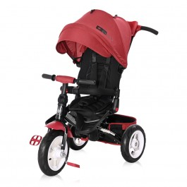 Ποδηλατάκι τρίκυκλο jaguar air wheels red lorelli 10050392103