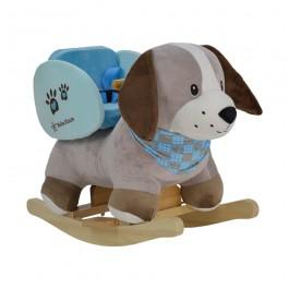Κουνιστό Σκυλάκι Βρεφανάπτυξη Bebestars Παιχνίδια