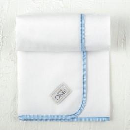 Πάνα Φανελλένια Λευκή Ρέλι Χρωματιστό Λευκά είδη/Προίκα