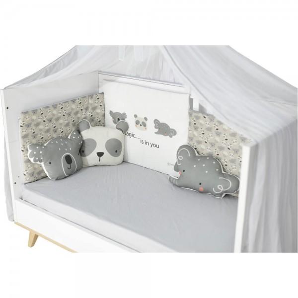 Διακοσμητικά μαξιλαράκια Panda 202-312