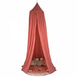 Διακοσμητική κουνουπιέρα οροφής ροζ