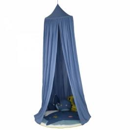 Διακοσμητική κουνουπιέρα οροφής μπλε