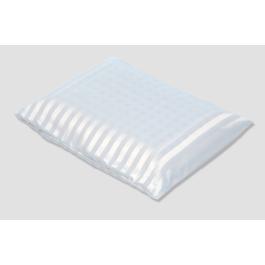 Βρεφικό Μαξιλάρι Latex Baby Λευκά Είδη Grecostrom
