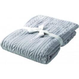 Κουβέρτα κούνιας mimos G84  morven γκρι  (110x140)