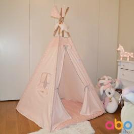 Παιδική σκηνή Carrot Pink  ABO.005.400