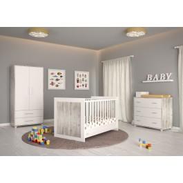 Εmily Κρεβάτι Προεφηβικό  Βρεφικό Δωμάτιο