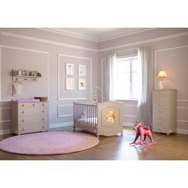 Προεφηβικό Κρεβάτι Μαργαρίτα Βρεφικό Δωμάτιο
