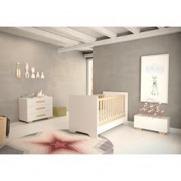 Προεφηβικό Κρεβάτι Ναταλία Βρεφικό Δωμάτιο Asterias