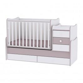 Πολυμορφικό κρεβάτι maxi plus καπουτσίνο 10150300025A